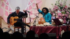 Flamenco & Ghatam Music Fusion